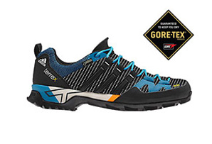 Adidas Terrex Scope GTX Approach Shoes - Mens