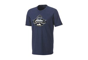 adidas Hiking Crest Tee - Mens