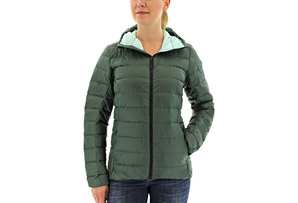 adidas Light Down Hooded Jacket - Women's