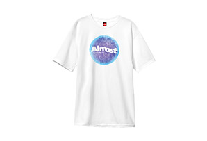 Almost Screen Fade Short Sleeve Tee - Mens