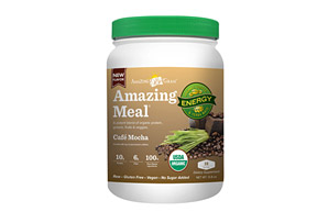 Amazing Grass Café Mocha Amazing Meal Canister - 15 Servings