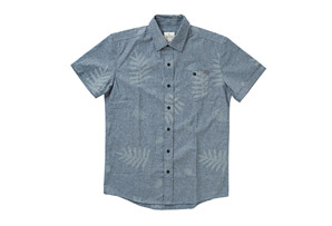 Ambig Cruiser Printed S/S Woven - Men's