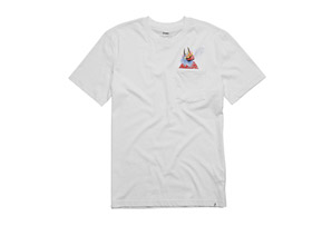 Altamont Fun Demon Pocket Short Sleeve Tee - Men's