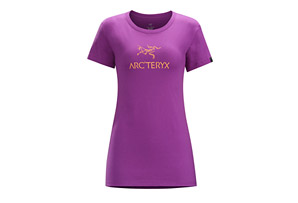 Arc'teryx Arc'word Short Sleeve T-Shirt - Women's