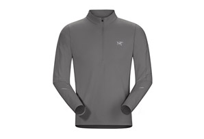 Arc'teryx Accelerator Zip Neck LS - Men's