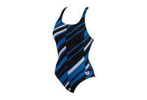 Arena Melan One-Piece - Women