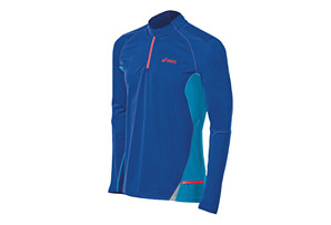 ASICS Fuji Long Sleeve 1/2 Zip - Men's