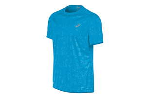 ASICS Graphic SS Top - Men's