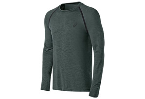 ASICS Seamless Long Sleeve Tee - Men's