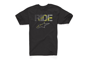 Alpinestars Cross Hatch Tee - Mens