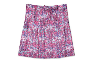 Aventura Watercolor Skirt - Womens