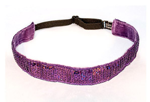 Bani Bands Sequin Purple