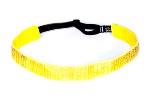 Bani Bands Sequin Yellow