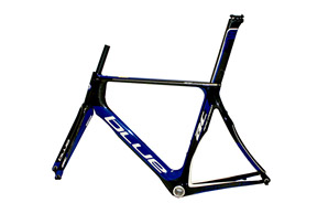 Blue Competition Cycles 2013 AC1 Frameset