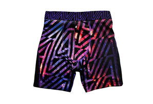 BR4SS Fitted Boxers - Men's