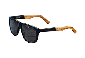 Brushwood The Elwood Polarized Sunglasses