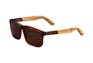 Brushwood The Craftsman Polarized Sunglasses