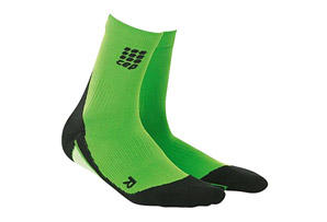 CEP Dynamic+ Run Short Compression Socks - Men's