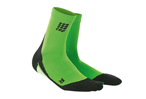 CEP Dynamic+ Run Short Compression Socks - Women's