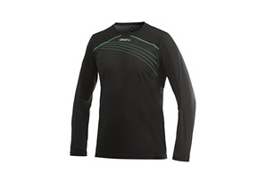 Craft Performance Run LS Tee - Mens