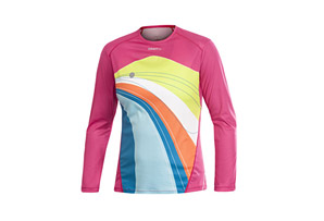 Craft Performance Run LS Tee - Womens