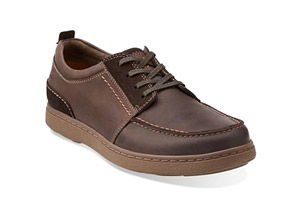 Clarks Salton Mile Shoe - Mens