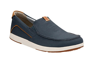 Clarks Norwin Stride Slip-Ons - Men's