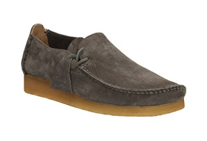 Clarks Lugger Shoes - Men's