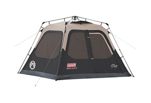 Coleman Instant 4 Person Cabin Tent