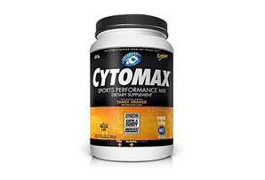 Cytomax Tangy Orange Sports Performance Mix Canister - 4.5lbs