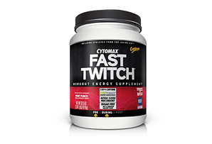Cytomax Power Punch Fast Twitch Energy Supplement - 2.04lbs