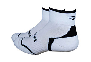 DeFeet D-Evo USA Quarter Socks