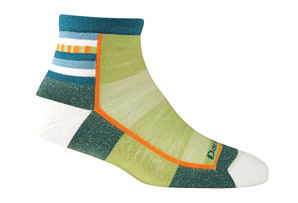 Darn Tough Fastback 1/4 Sock - Women's