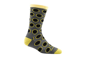 Darn Tough Hula Hoop Crew Light Cusion Socks - Women's