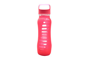 Eco Vessel Surf Loop Top Recycled Glass Water Bottle