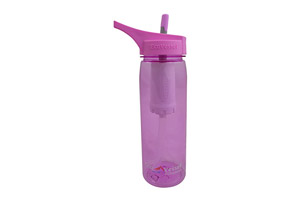 Eco Vessel Tritan Ultra Lite Filtration Bottle - 25 oz