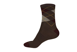 Endura Argyll Socks - 2-Pack