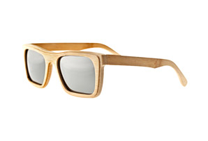 Earth Wood Ona Sunglasses