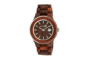 Earth Wood Cherokee Watch