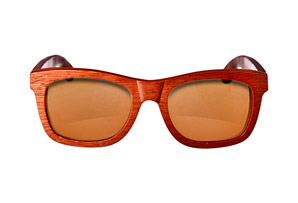 Earth Wood Panama Sunglasses