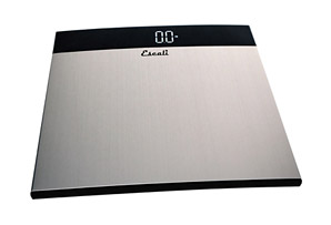 Escali XT Large Stainless Steel Bathroom Scale