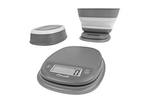 Escali Pop Collapsible Bowl Scale