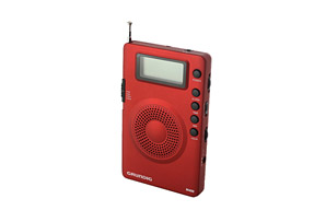 Eton Grundig Mini 400 Pocket AM/FM Shortwave Radio