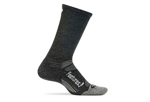 Feetures! Merino+ Light Cushion Crew Socks