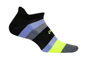 Feetures! Limited Edition HP Light Cushion No Show Tab Socks