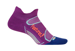 Feetures! Elite Light Cushion No Show Tab Socks - Women's
