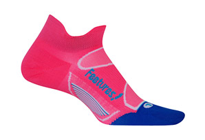 Feetures! Elite Ultra Light No Show Tab Socks - Women's