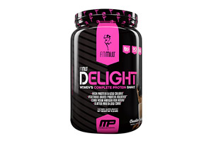 FitMiss Delight Chocolate Protein - 2LB
