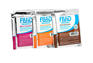 Fluid Recovery Variety Pack - Box of 6
