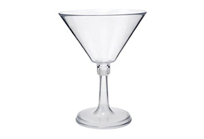 GSI Nesting Martini Glass